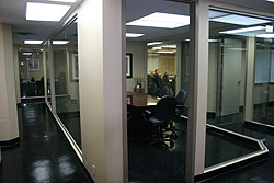 The offices at Toward Excellence